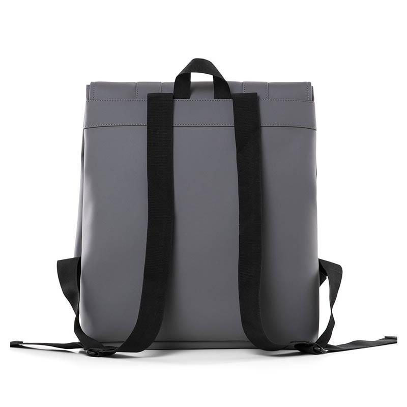 RAINS Msn Bag Charcoal-176141