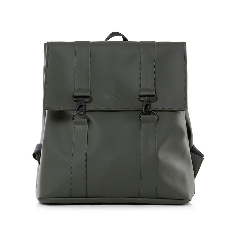 RAINS Msn Bag Green-0