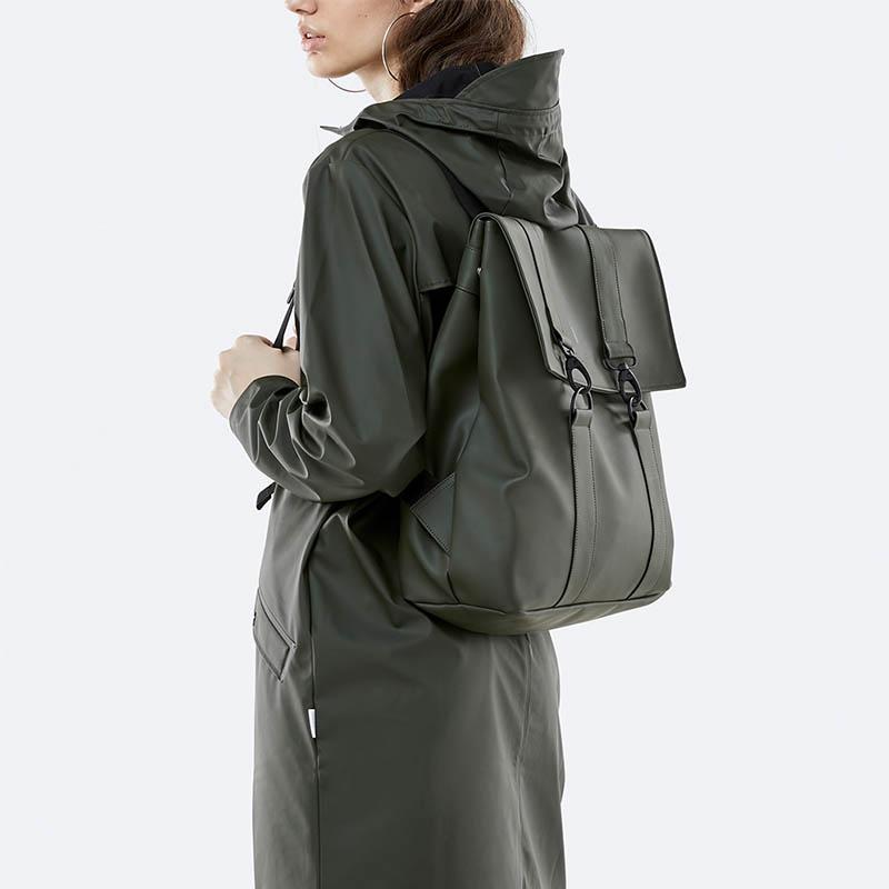 RAINS Msn Bag Green-176138