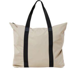 RAINS Tote Bag Beige-0