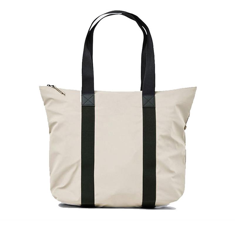 RAINS Tote Bag Rush Beige-0