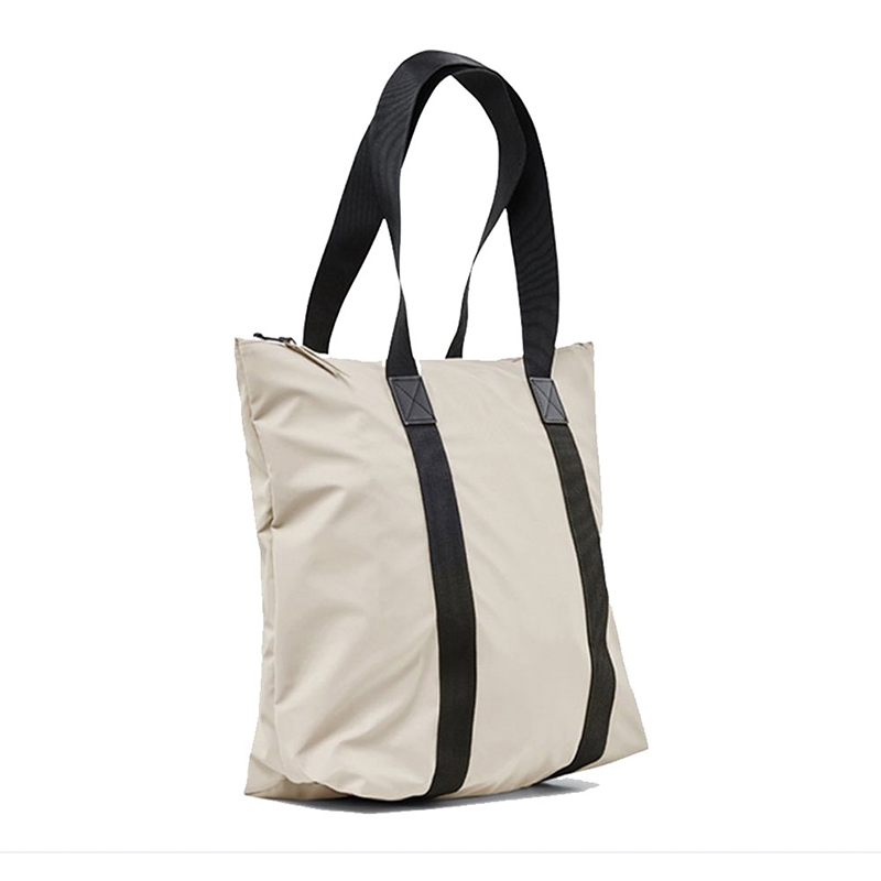 RAINS Tote Bag Rush Beige-176164