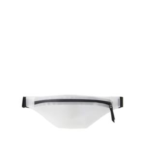 RAINS Bum Bag Mini Foggy White-0