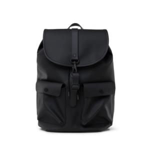 RAINS Camp Backpack Black-0
