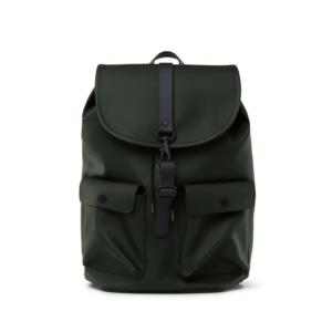 RAINS Camp Backpack Green-0