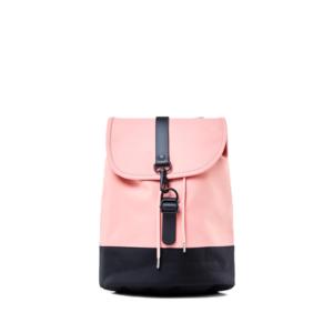 RAINS Drawstring Backpack Coral-0