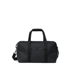 RAINS Gym Bag Black-0