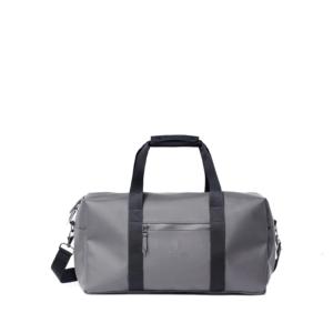 RAINS Gym Bag Charcoal-0