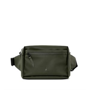 RAINS Original Waist Bag Green-0
