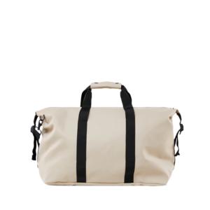 RAINS Weekend Duffel Bag Beige-0