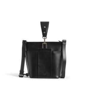 Still Nordic April Bucket Bag Black-0