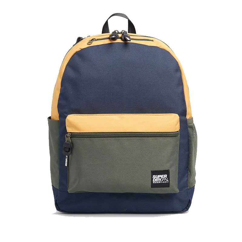 Superdry City Backpack Navy-0