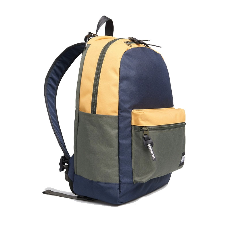 Superdry City Backpack Navy-179630