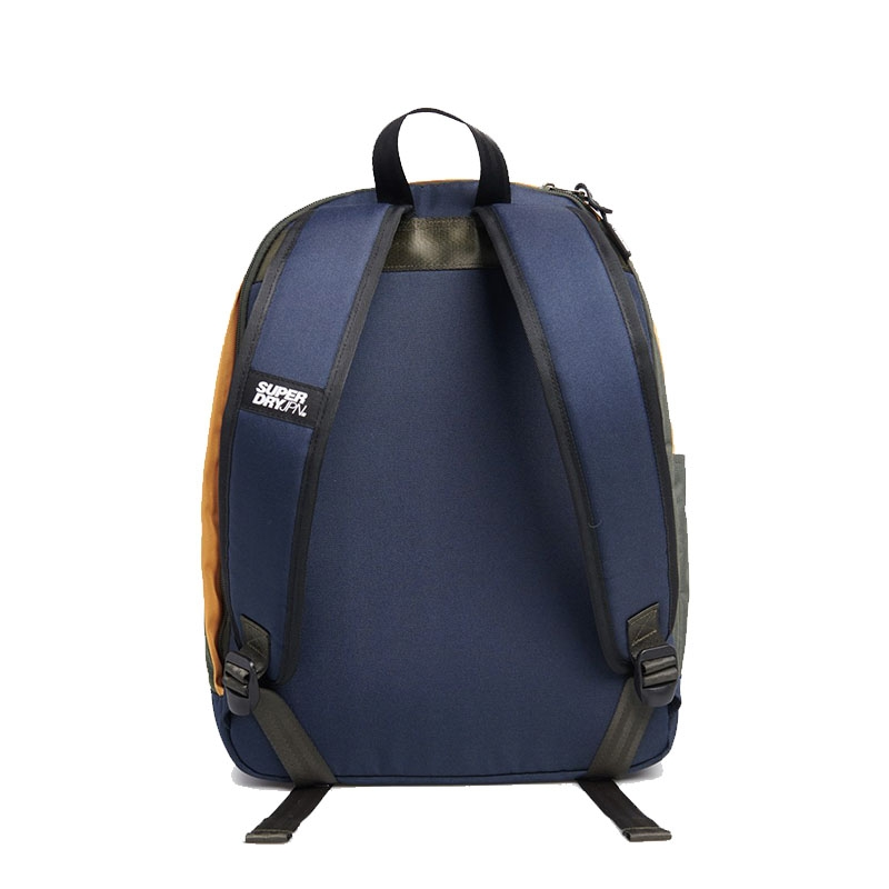 Superdry City Backpack Navy-179628