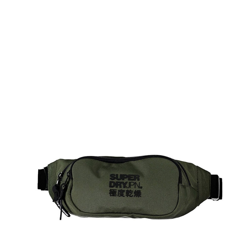Superdry Small Bum Bag Chive-0