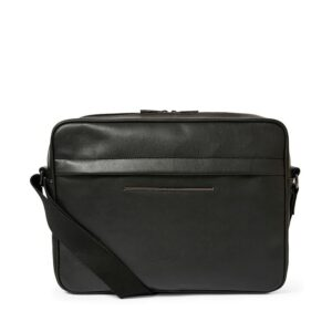 Ted Baker Keyz Pu Satchel Black-0