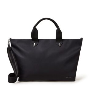 Ted Baker Mabele Large Nylon Tote Bag Black-0
