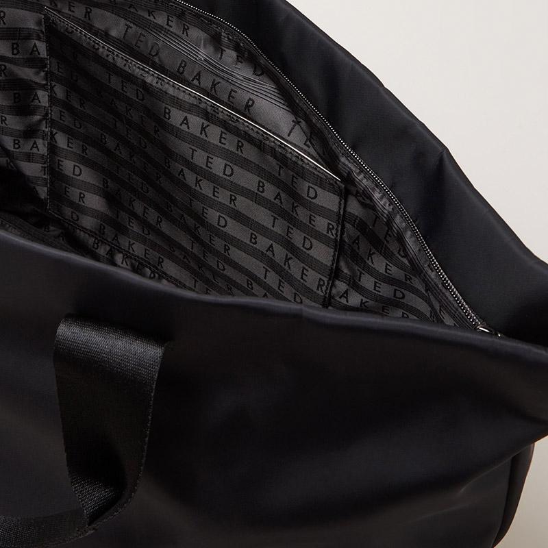 Ted Baker Mabele Large Nylon Tote Bag Black-179154