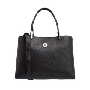 Tommy Hilfiger Core Med. Satchel Black