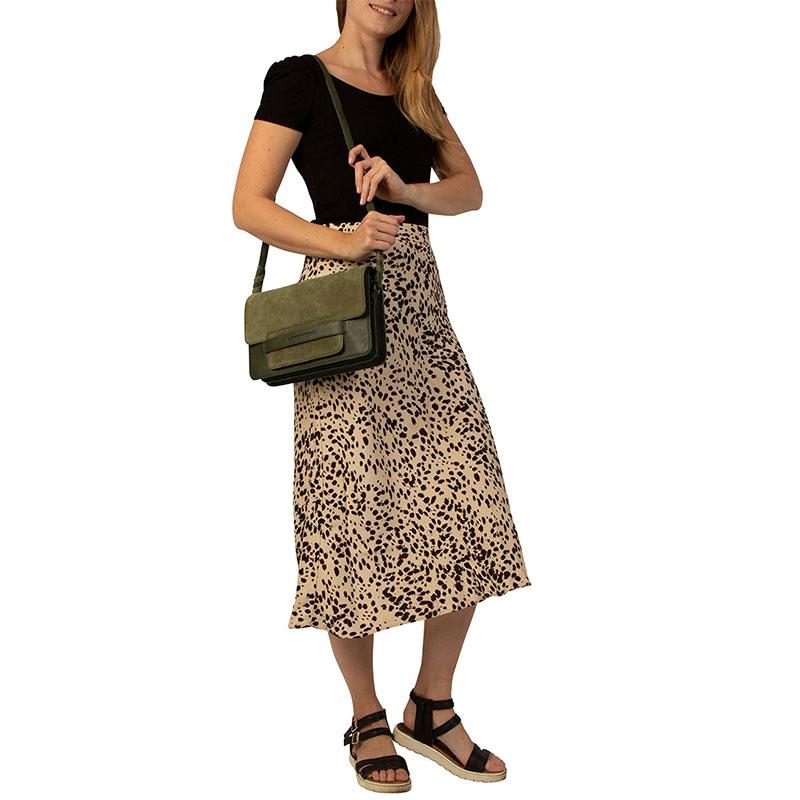 Cowboysbag Bag Virginia Green-178202
