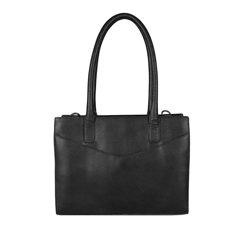 "Cowboysbag Nora Laptopbag 13"" Black-178345"