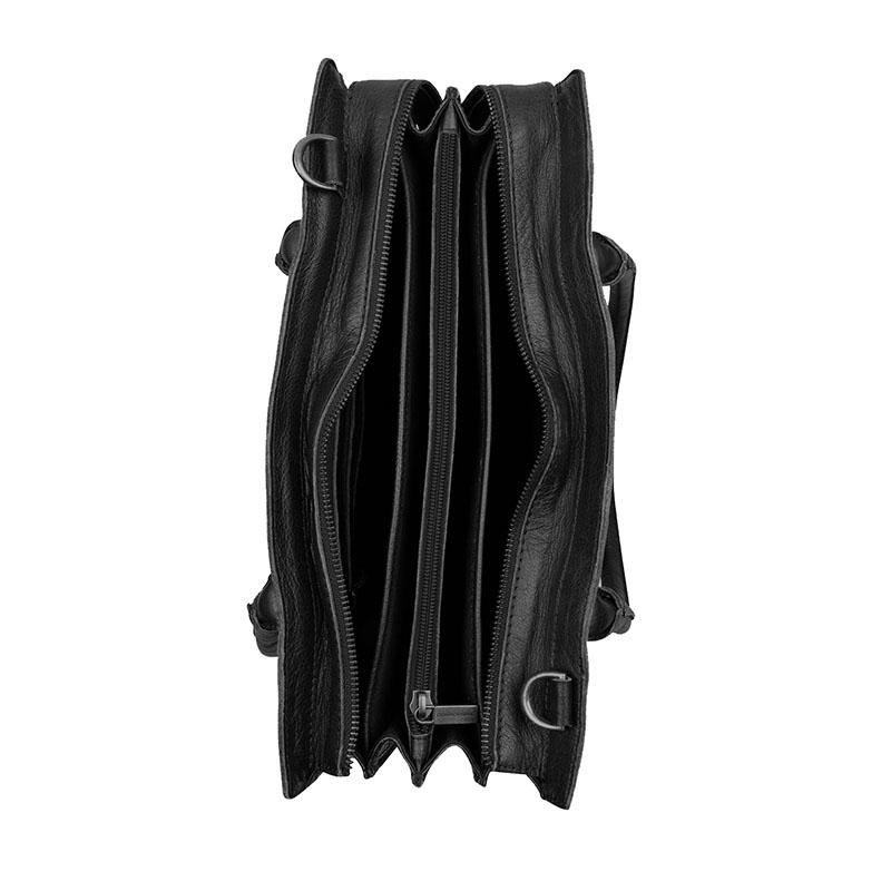 "Cowboysbag Nora Laptopbag 13"" Black-178346"