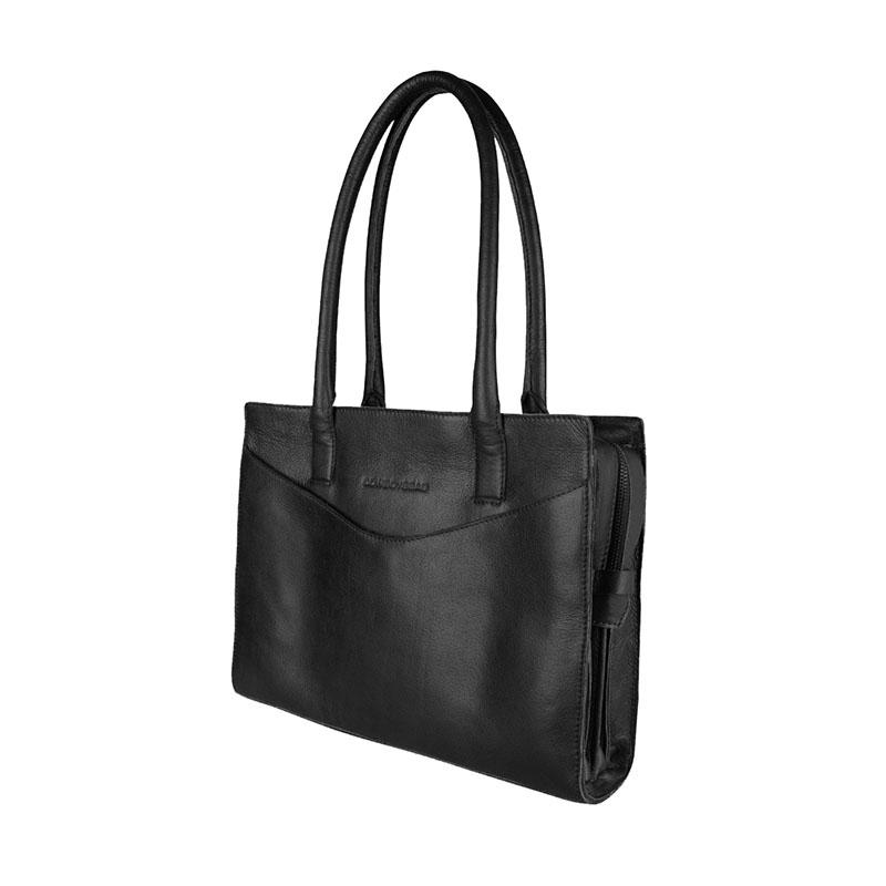 "Cowboysbag Nora Laptopbag 13"" Black-178347"