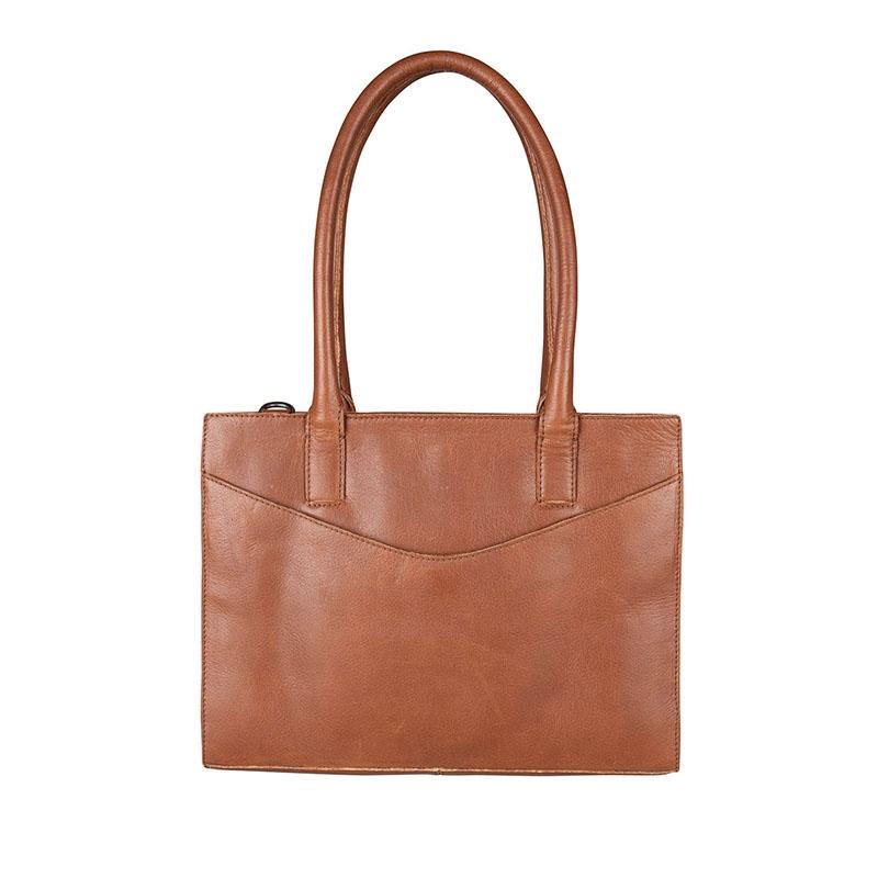 """Cowboysbag Nora Laptopbag 13"""" Tan-178349"""