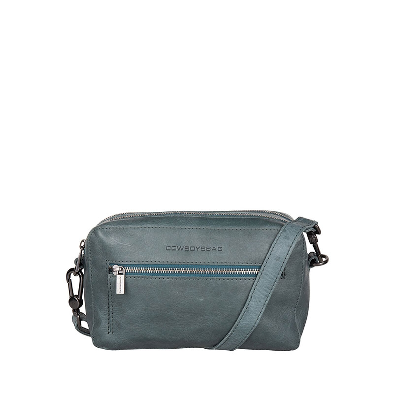 Cowboysbag Roger Bag Sandy Petrol-0