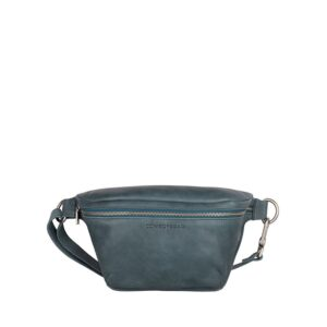 Cowboysbag Roger Fanny Pack Savanne Petrol-0