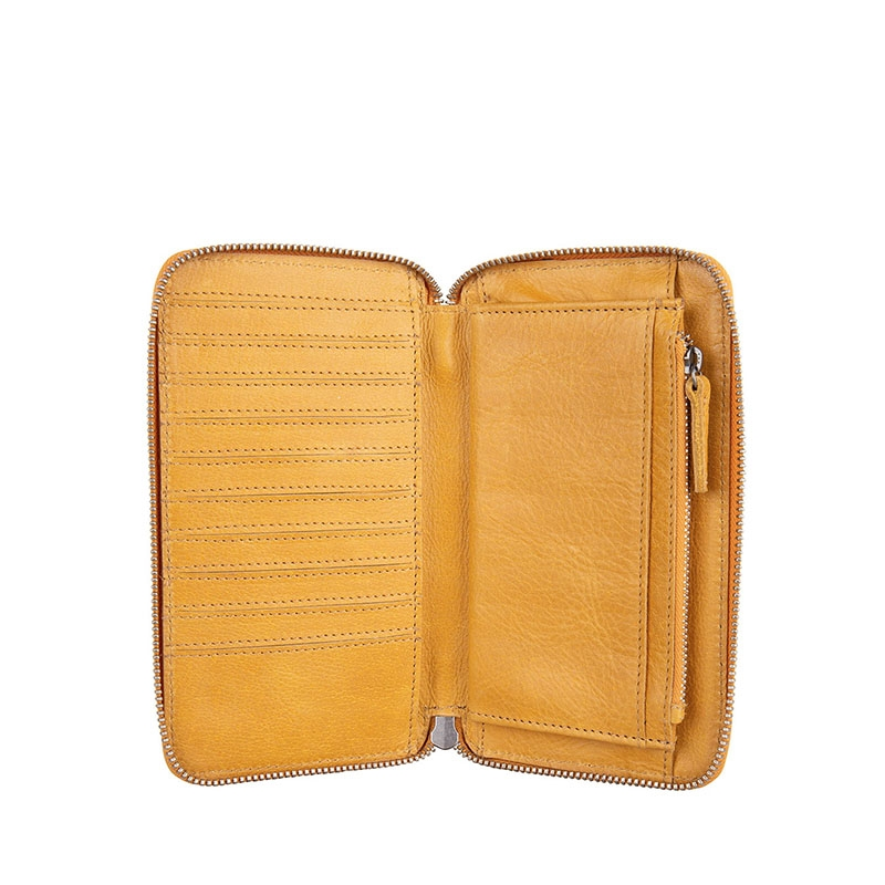 Cowboysbag Roger Purse Dunmore Amber-178073