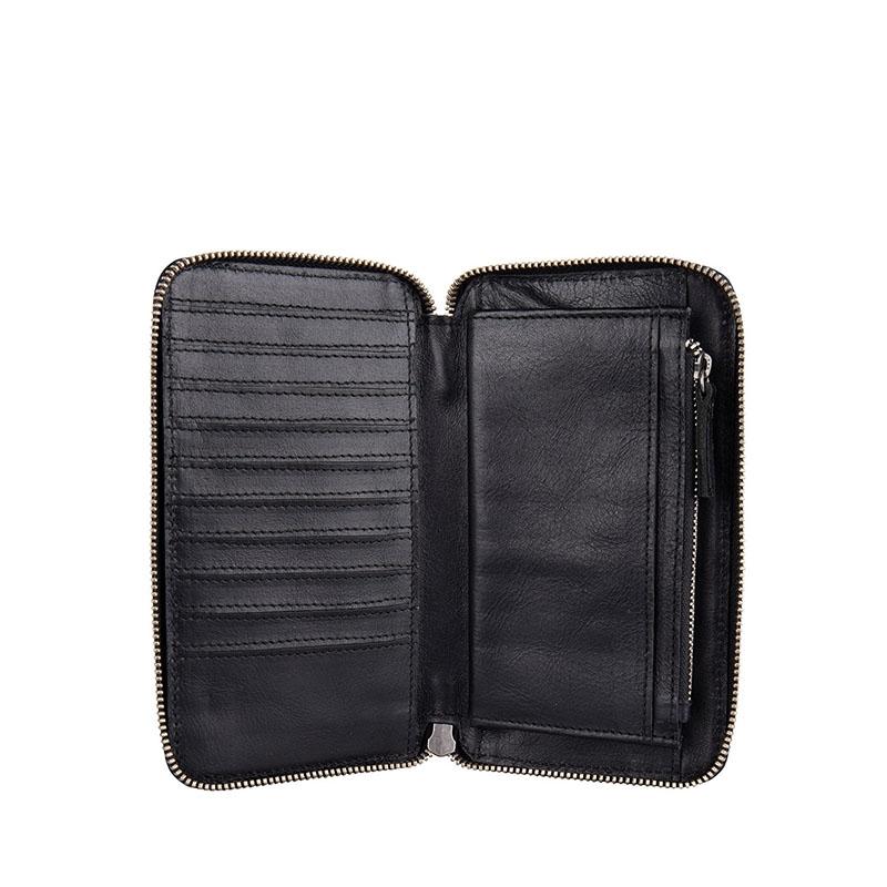 Cowboysbag Roger Purse Dunmore Black-178065