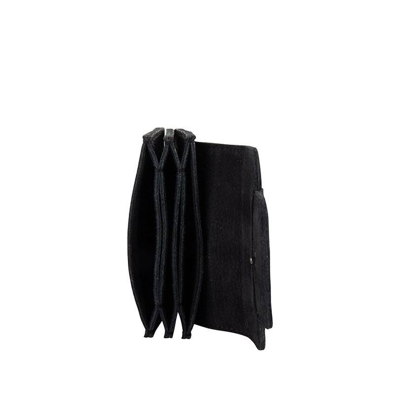 Cowboysbag Two Tone Wallet Louis Black-178093