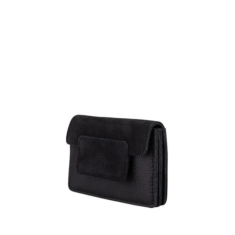 Cowboysbag Two Tone Wallet Louis Black-178094