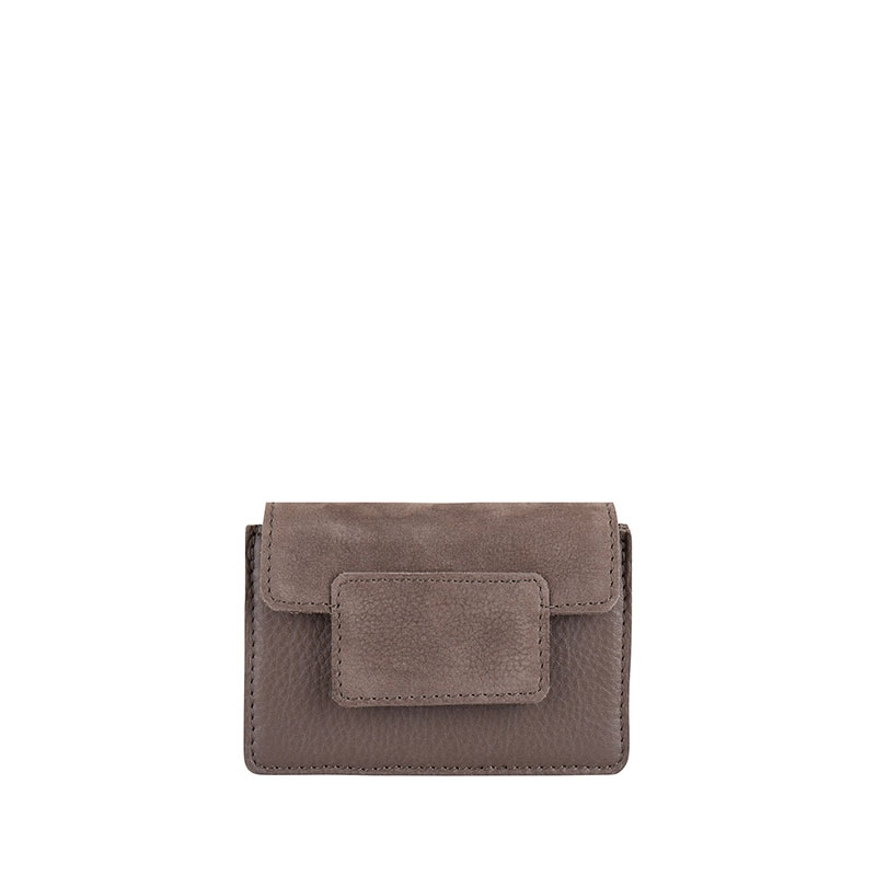 Cowboysbag Two Tone Wallet Louis Taupe-0