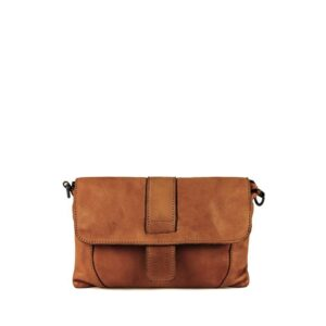 DSTRCT Harrington Road Clutch Cognac-0