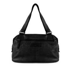DSTRCT Harrington Road Hand/Shoulderbag Black-0