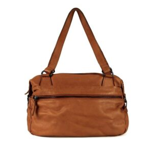 DSTRCT Harrington Road Hand/Shoulderbag Cognac-0