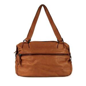 DSTRCT Harrington Road Hand/Shoulderbag Cognac-0