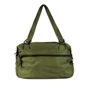 DSTRCT Harrington Road Hand/Shoulderbag Khaki-0