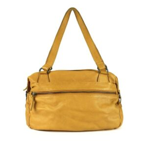 DSTRCT Harrington Road Hand/Shoulderbag Yellow-0