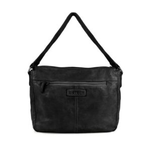 DSTRCT Harrington Road Hobo Black-0