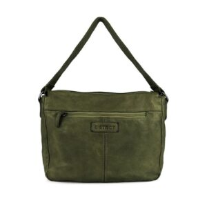 DSTRCT Harrington Road Hobo Khaki-0