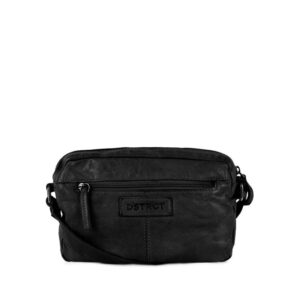 DSTRCT Harrington Road Medium Shoulderbag Black-0