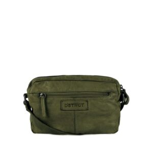 DSTRCT Harrington Road Medium Shoulderbag Khaki-0