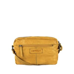 DSTRCT Harrington Road Medium Shoulderbag Yellow-0