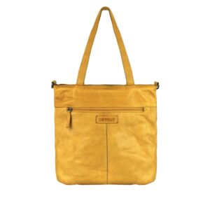 DSTRCT Harrington Road Shopper Large Yellow-0