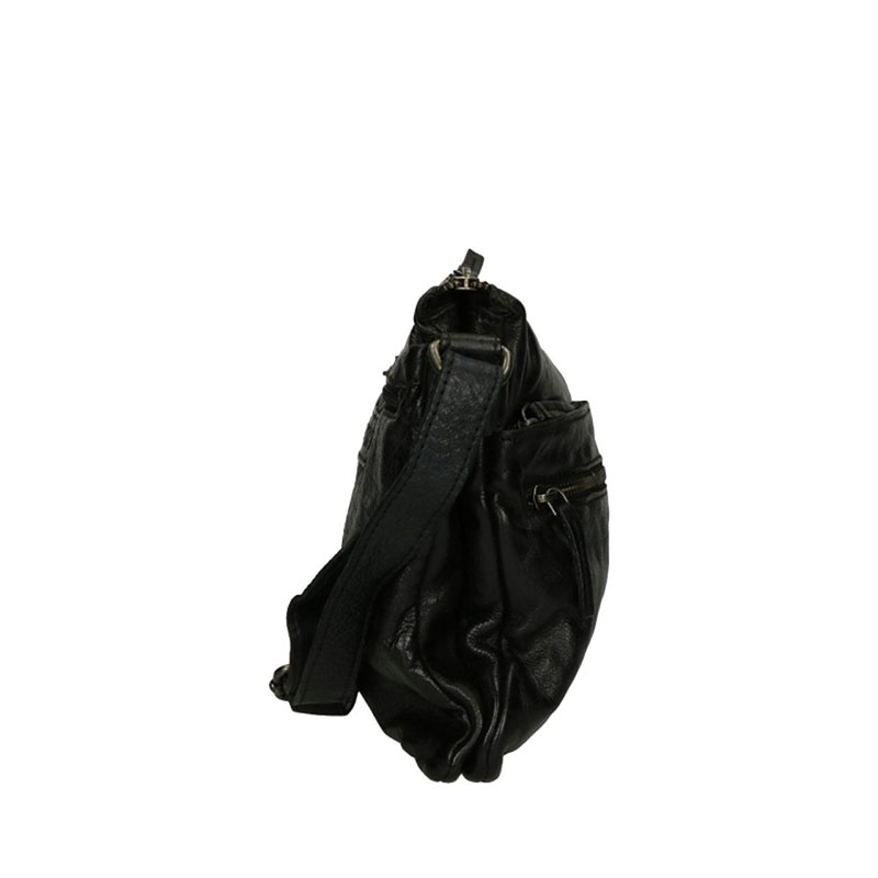 DSTRCT Harrington Road Shoulderbag Black-177304