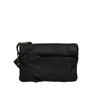 DSTRCT Harrington Road X-Over Clutch Black-0