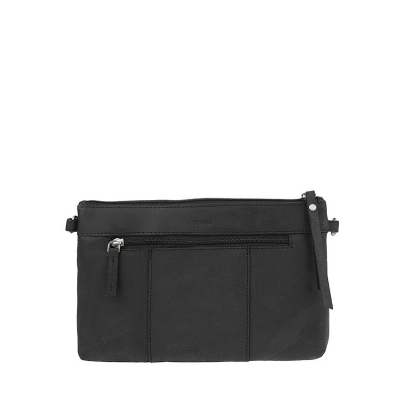 DSTRCT Riverside Crossbody Wallet Black-177290